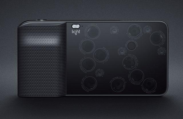 Кампания  Light анонсировала камеру L16