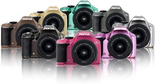 Цифровые фотоаппараты: основные характеристики