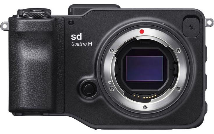 Компания Sigma объявила примерную дату входа камеры sd Quattro H формата APS-H