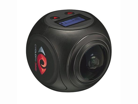 Компания Cyclops Gear представила новую камеру Cyclops 360