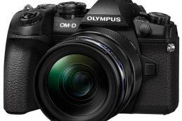 Поставки камеры Olympus OM-D E-M1 Mark II  начнутся 22 декабря