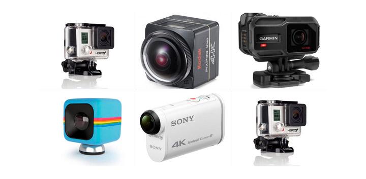 Выбираем экшн-камеру