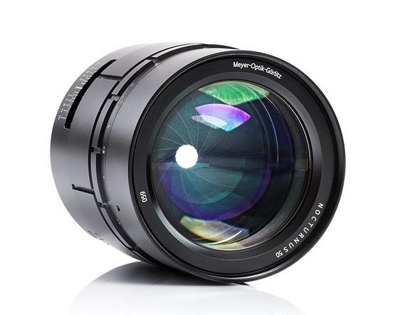 Компания Meyer-Optik-Görlitz выпустила Nocturnus 50 F0.95 II
