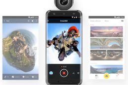 На Indiegogo успешно собраны средства на выпуск устройства под названием Insta360 Air,