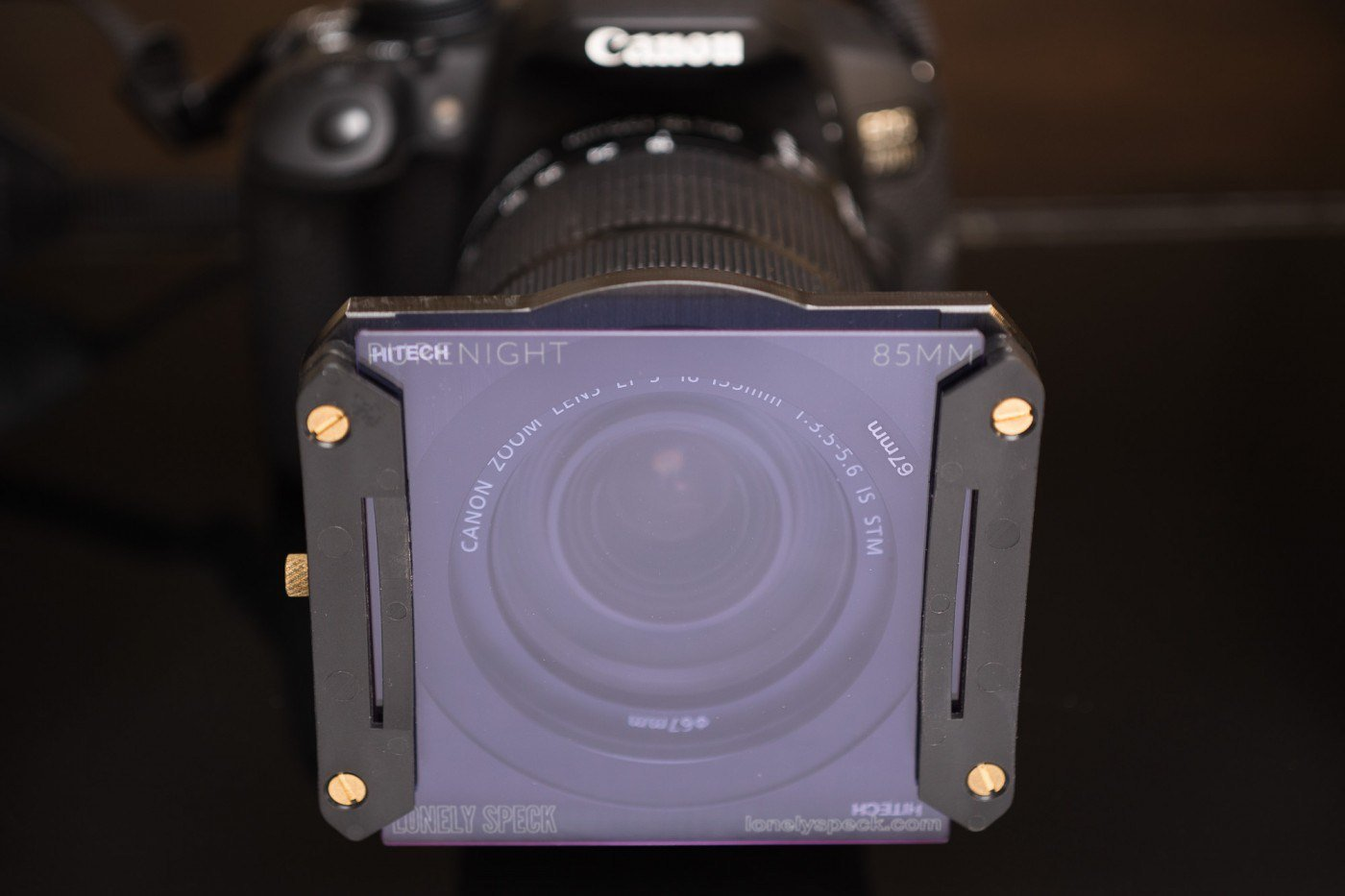 Фильтр PureNightm — светофильтр, который снижает степень светового загрязнения ночного неба