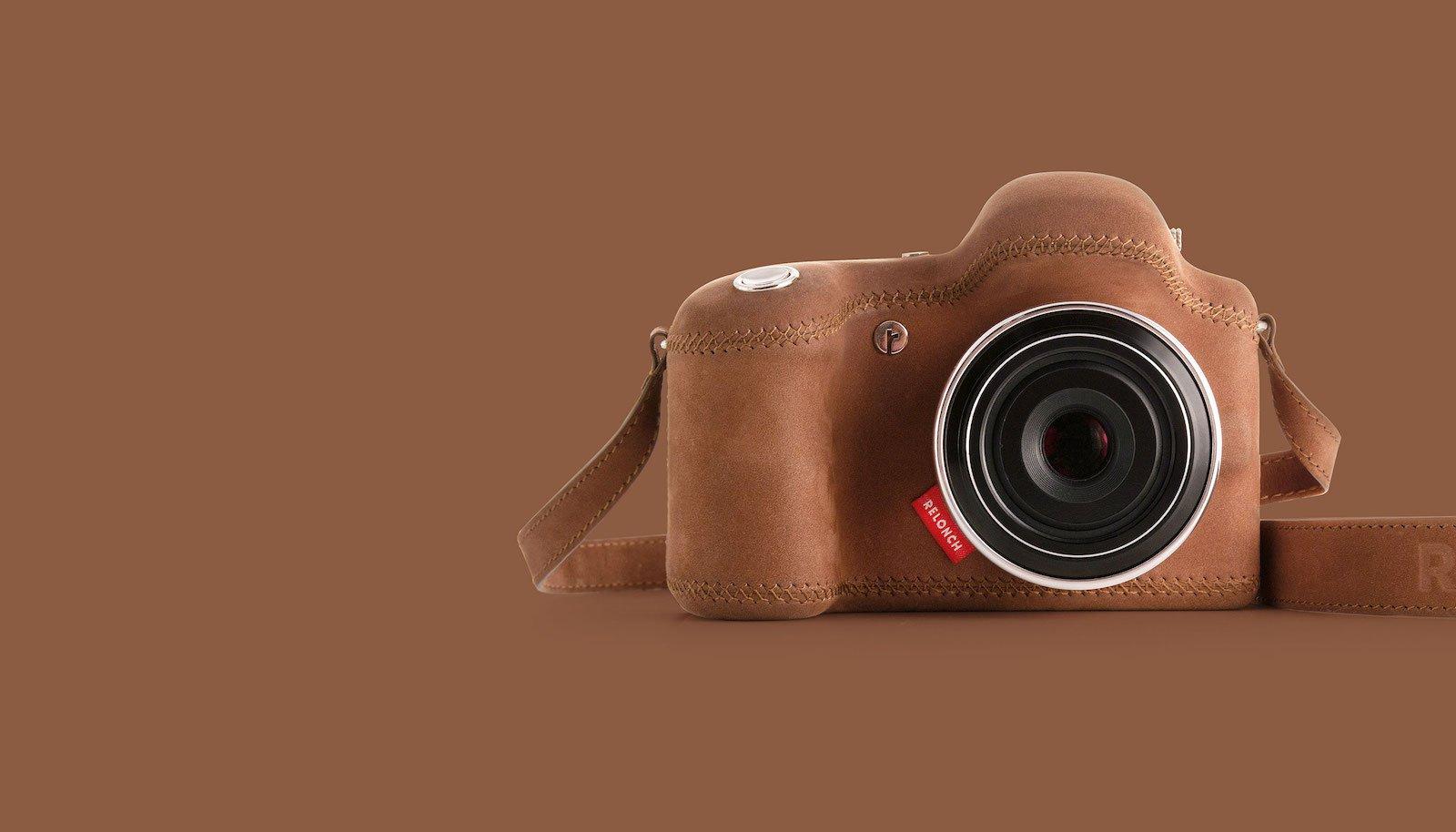 Relonch-камера с матрицей APS-C и несъемным объективом, плюс сервис по обработке и печати снимков