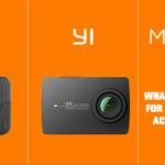 MGCool разрабатывает экшн-камеру - конкурента GoРro Hero5 и Yi 4K