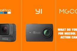 MGCool разрабатывает экшн-камеру — конкурента GoРro Hero5 и Yi 4K