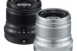 Компания Fujifilm пополнила семейство объективов моделью Fujinon XF 50mm F2 R WR