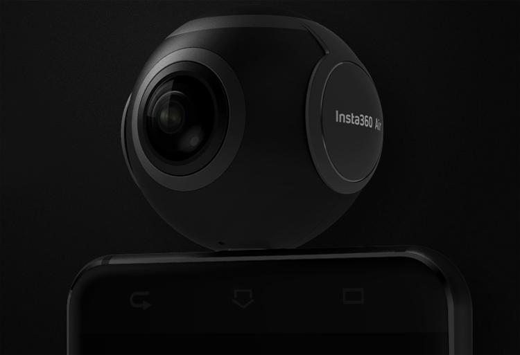 На площадке Indiegogo с успехом собраны средства на выпуск небольшой камеры Insta360 Air