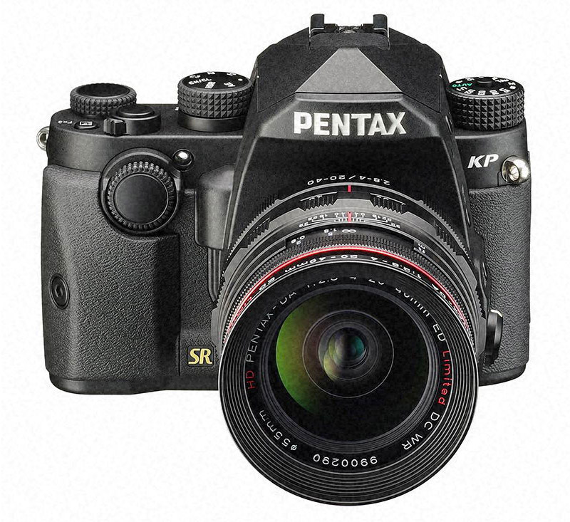 Компания Ricoh анонсировала зеркальную камеру Pentax KP
