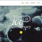 Компания Nikon 25 июля 2017 года отпразднует свой 100-летний юбилей