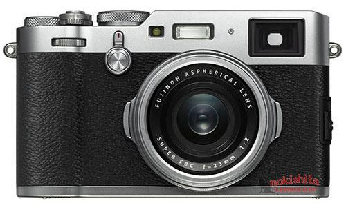 В сети появились изображения камер Fujifilm X100F и X-T20