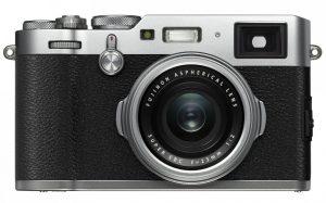 Компания Fujifilm представила высококлассную камеру X100F