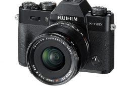 FUJIFILM анонсировала камеру X-T20