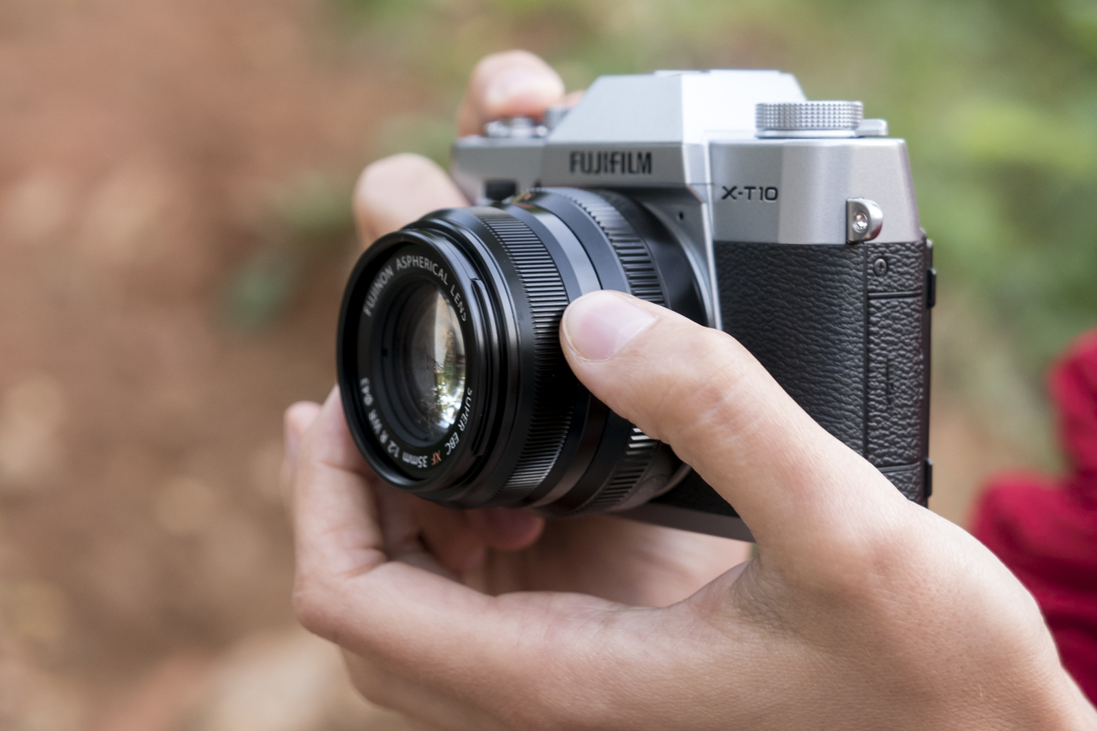 Компания представила новый фикс-объектив Х-серии — Fujinon XF 50mm F2 R WR