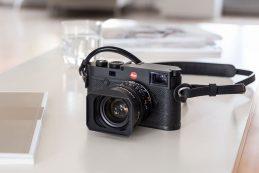 Компания Leica объявила о выпуске M10 – новой модели в линейке цифровых камер M-System