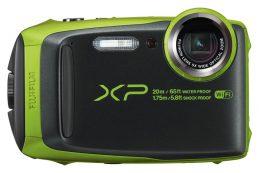 Компания Fujifilm анонсировала выход всепогодного фотоаппарата FinePix XP120