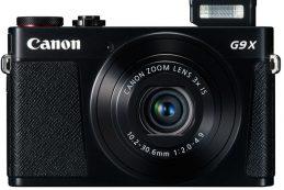 Компания Canon анонсировала компактный фотоаппарат PowerShot G9 X Mark II