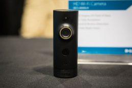 Производитель сетевого оборудования D-Link анонсировал домашнюю видеокамеру DCS-8000 LH