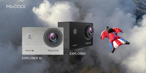 MGCOOL представляет две новые 4K камеры