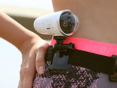 Компания ZeroTech анонсировала выпуск экшн-камеры Rollcap
