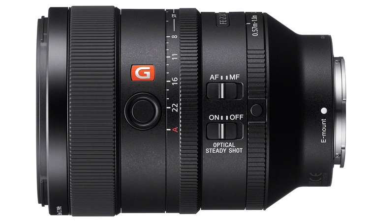 Sony анонсировала полнокадровый объектив 100mm F2.8 STF G Master
