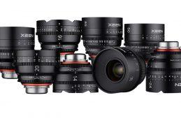 Компания Samyang Optics анонсировала выход объектива XEEN 20mm T1.9