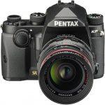 Компания Ricoh Imaging представила компактную зеркальную камеру Pentax KP
