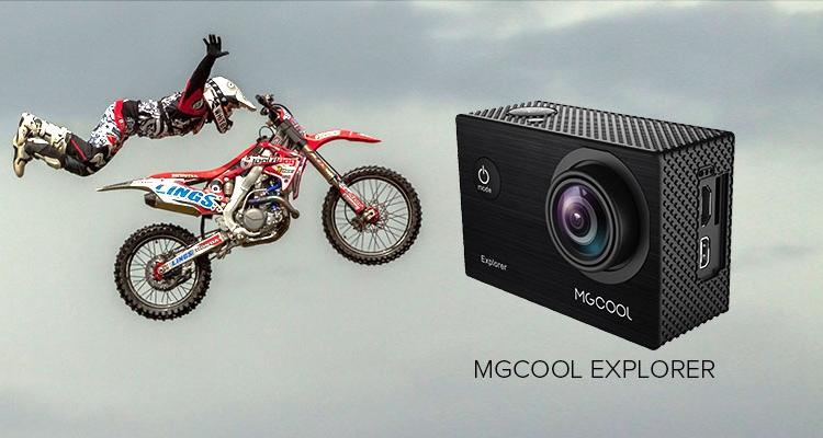 Для заказа доступна экшен-камера MGCOOL Explorer