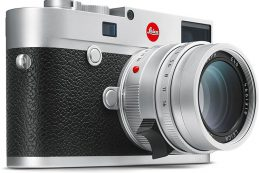 Leica официально представила камеру M10