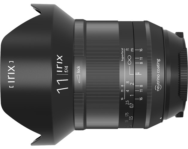 Объектив Irix 11mm f/4