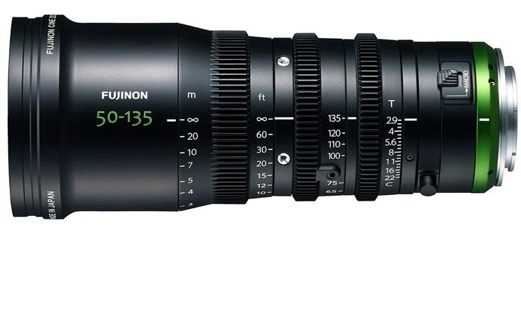Компания Fujifilm анонсировала кинообъективы премиум-класса MK Series
