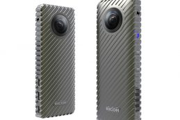 Ricoh выпустила камеру R Development Kit