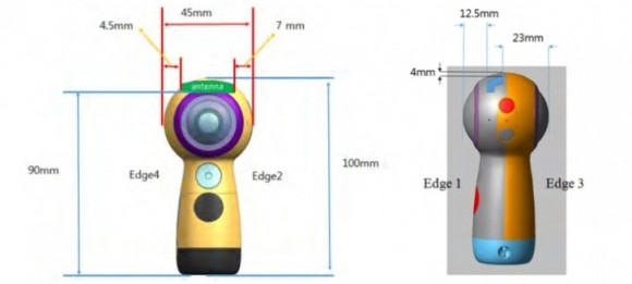 На сайте FCC появилась документация на готовящееся к выпуску следующее поколение камеры Gear 360