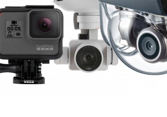 Специалисты DxOMark подвергнут тщательному изучению камеры, устанавливаемые на беспилотные летательные аппараты