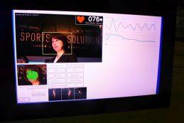 Компания Panasonic разработала технологию, позволяющую измерять частоту сердечных сокращений с помощью обычной камеры