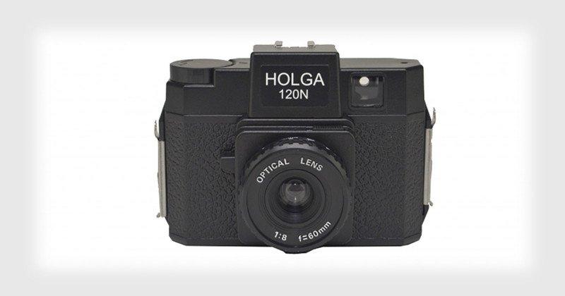 В этом году ожидается возрождение бренда – мы увидим в продаже классическую Holga 120N