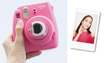 Компания Fujifilm показала камеру для «селфи»