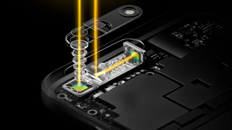Сдвоенная камера Oppo 5x Dual Camera Zoom с пятикратным оптическим зумом