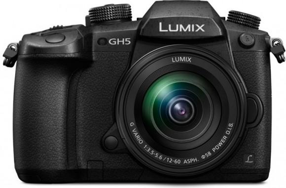 Компания Panasonic объявила о начале приема предварительных заказов в России на камеру Lumix GH5 со сменной оптикой