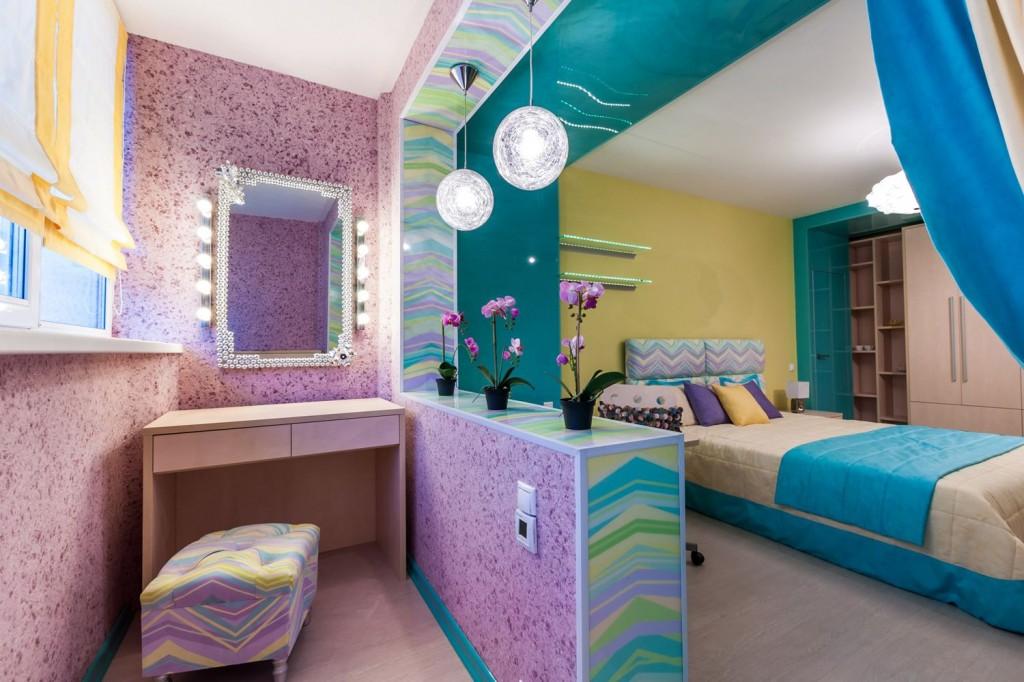 Оригинальные способы оформления стен в квартире