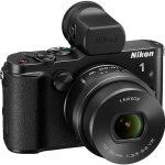 Компания Nikon отметила как снятую с производства беззеркальную камеру Nikon 1 V3 с поворотным экраном