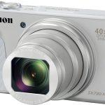 Компания Canon представила компактную камеру PowerShot SX730 HS