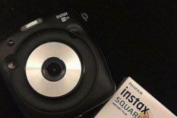Компания Fujifilm в ближайшее время представит камеры моментальной печати Instax SQ и Instax SQ10