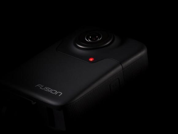 Компания GoPro анонсировала свое собственное решение для съемке сферического видео