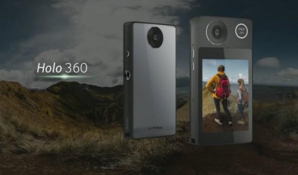 Компания Acer на большом пресс-мероприятии в Нью-Йорке анонсировала необычное устройство под названием Holo 360