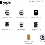 Meyer-Optik-Gorlitz собирается выпустить модель с фокусным расстоянием 24 мм, предназначенную для беззеркальных камер