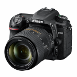 Компания Nikon представила зеркальную камеру D7500 формата DX