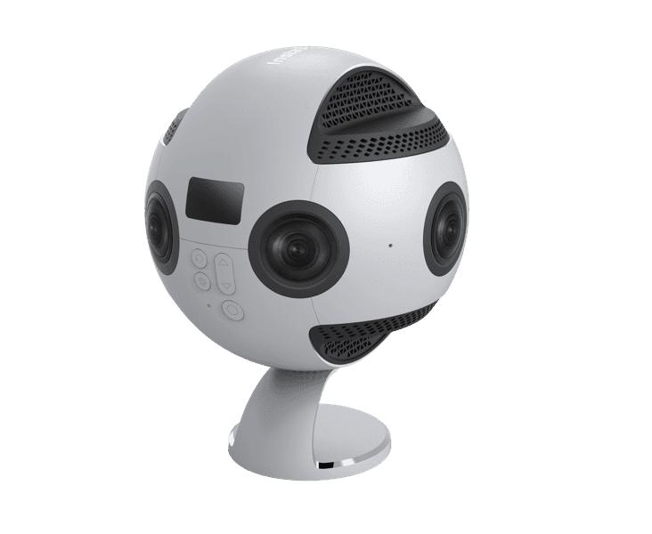Компания Insta360 начала принимать предварительные заказы на 8K-камеру Insta360 Pro